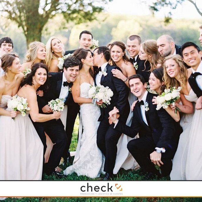 Eventos Check wedding planner Querétaro
