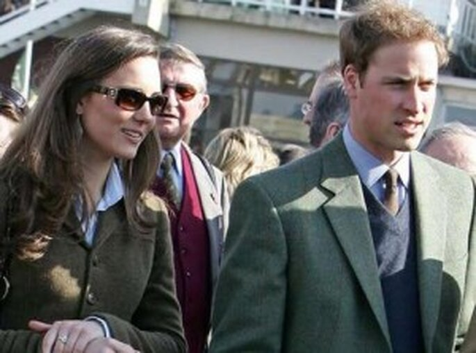 DIE Traumhochzeit in 2011. Prinz William heiratet Kate Middleton