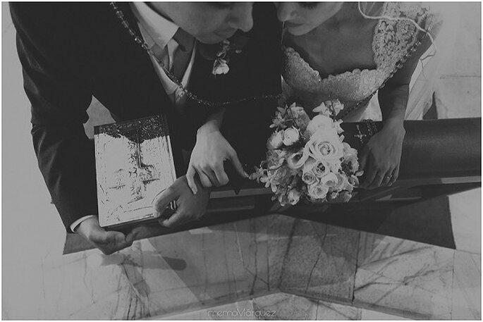Real Wedding en Ex Hacienda San Mateo - Foto Memo Márquez