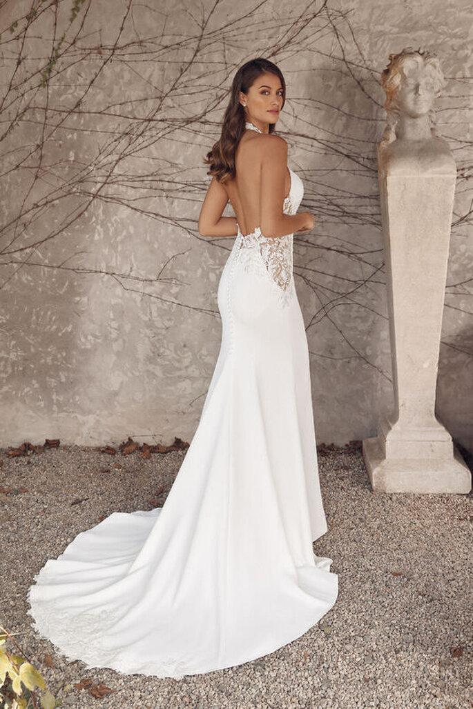 Brautkleid Meerjungfrau