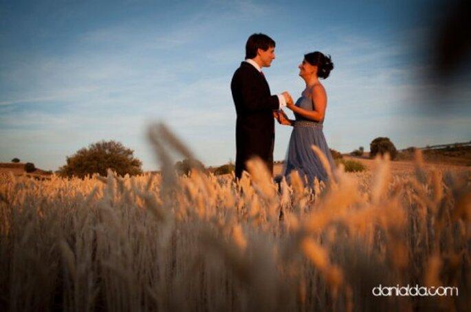 Cómo elegir un ramo de novia económico - Foto Dani Alda