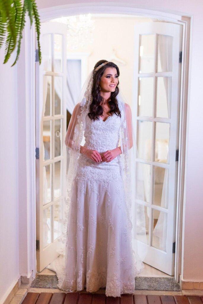 vestido de noiva Atelier Nathalia Marques