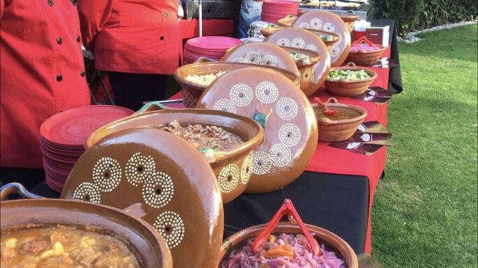 La Semilla Roja banquetes bodas Ciudad de México