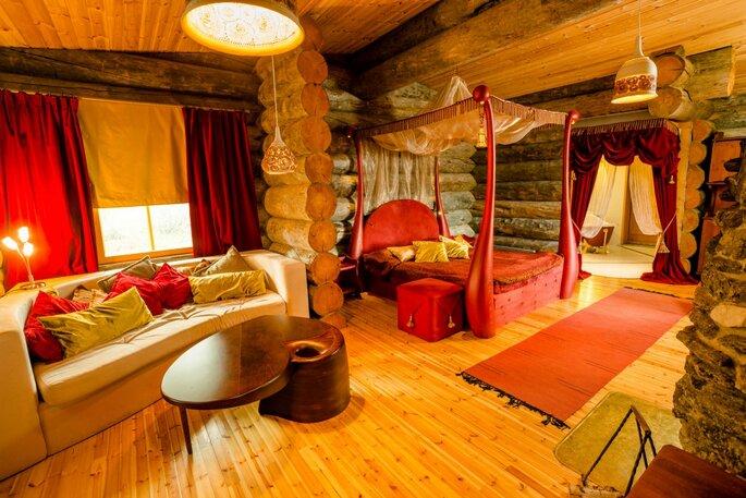 Kakslauttanen Arctic Resort - Queen Suite