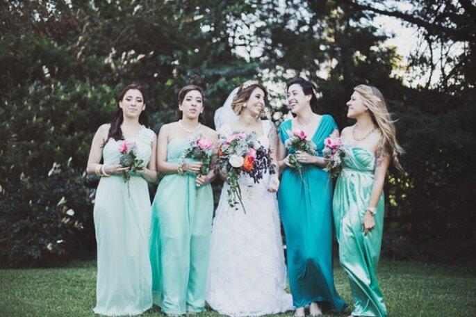 Real Wedding: Una boda con estilo propio y con lindos detalles DIY - Foto White Diamond