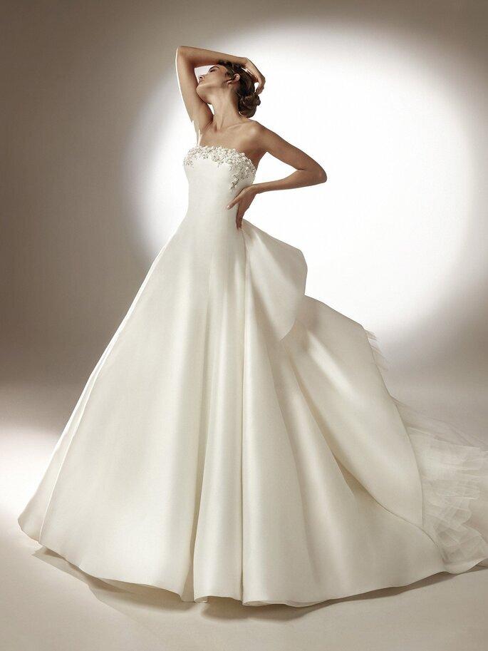 Robe de mariée 2021 volumineuse