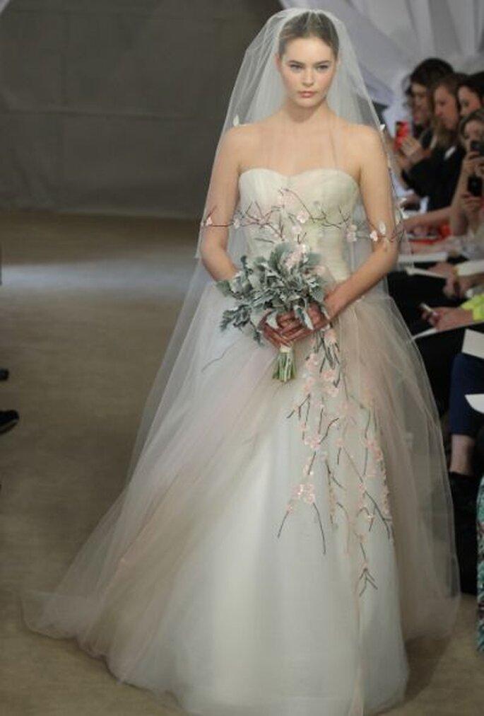 Carolina Herrera Spring 2013 Wedding Dress