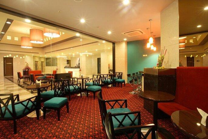 Photo: Noorya Hometel A Sarovar Hotel.
