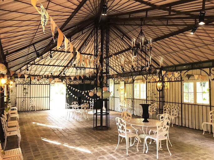 La Catrache - Lieu de réception pour votre mariage dans les Yvelines