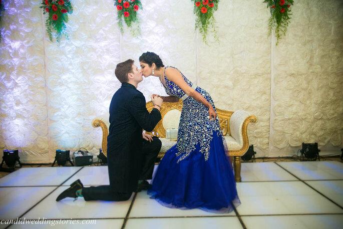 Photo: Candid Wedding Stories.