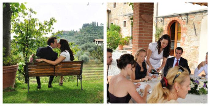 Feiern Sie Ihre Hochzeit in mediterraner Umgebung: Buggiano!