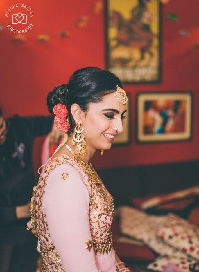 Photo: Avantika Kapur Hair & Makeup Artist