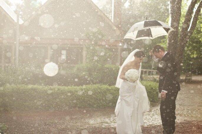 Repousser la date du mariage peut être une éventualité... - Photo : Thorson Photography