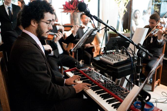 musica cerimonia casamento
