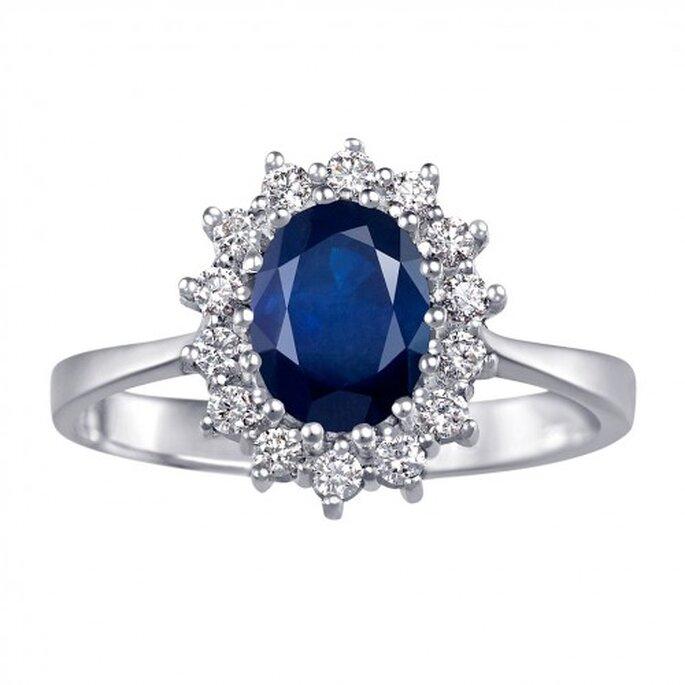Der berühmteste Verlobungsring 2011 - nachempfunden von Christ Love Diamonds, limited edition.