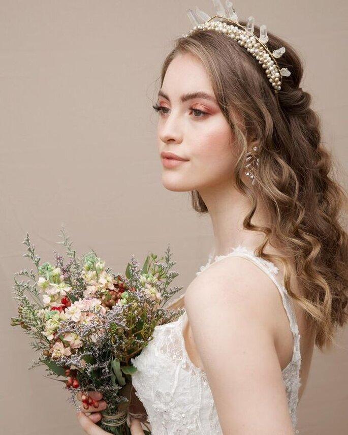 Sophisticated Beauty & Bridal Boutique maquillaje y peinado de novias Bogotá