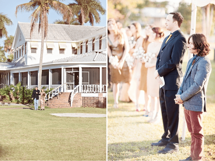 Real Wedding: Una boda ecléctica y vintage perfecta - Foto Glass Jar Photography