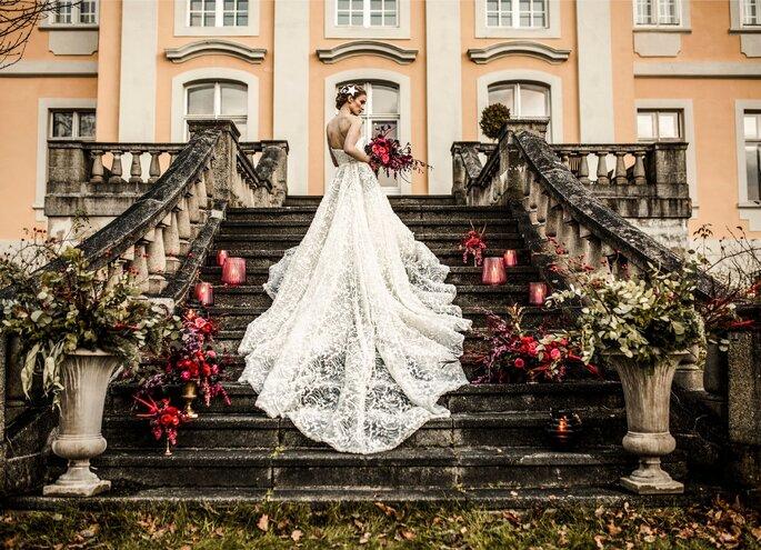 Heiraten auf dem Schloss