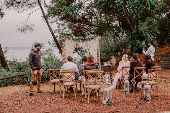 Demeure du Siècle - Lieu de réception de mariage - Cap Ferret