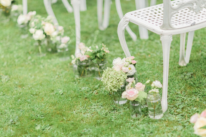 Vila Cyrus - Fleurs mariage - Yvelines