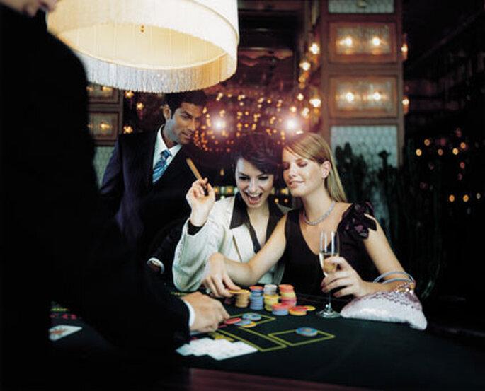 Junggesellinnenabschied. Foto: Casino Austria
