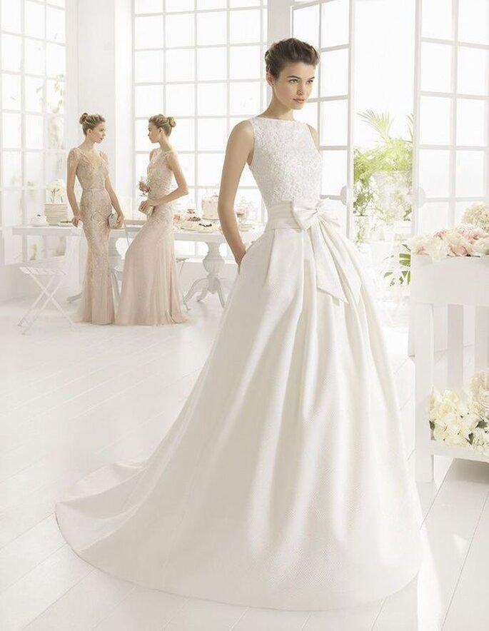 Ivana Beaumond noiva clássica