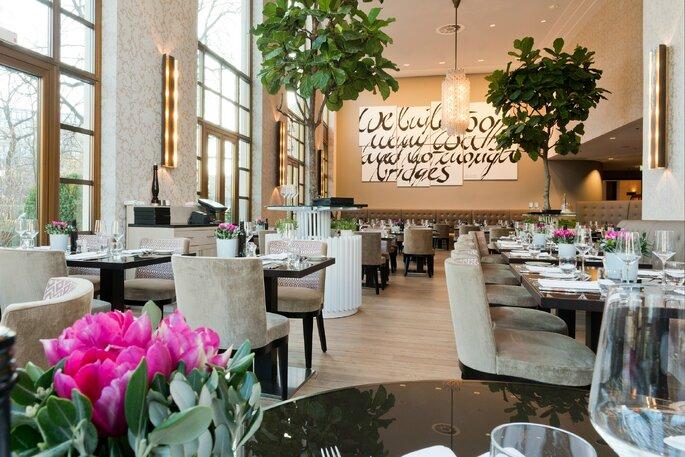 Sophia´s Restaurant & Bar im The Charles Hotel