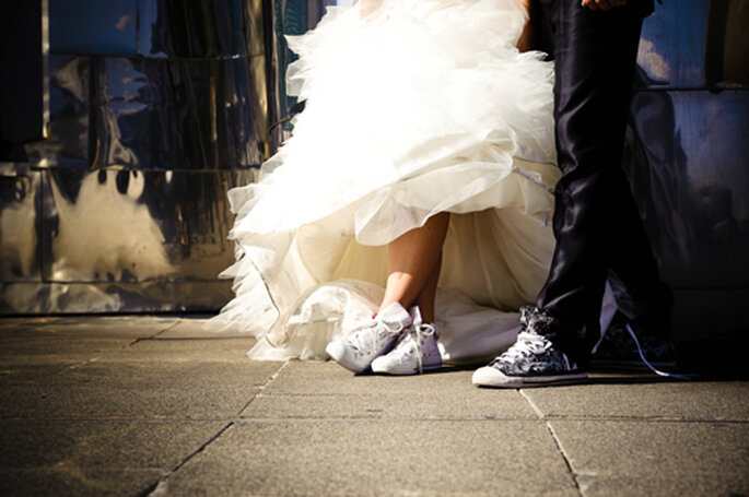 Weg mit den Highheels - Entspannte After Wedding Fotos von Monique Zöllner