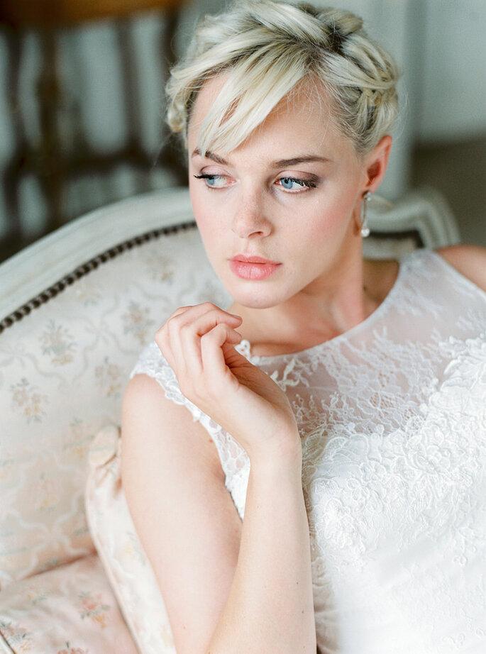 Photo : Sandrine Boyer Engel - Mise en beauté : Alexandra Mathieu