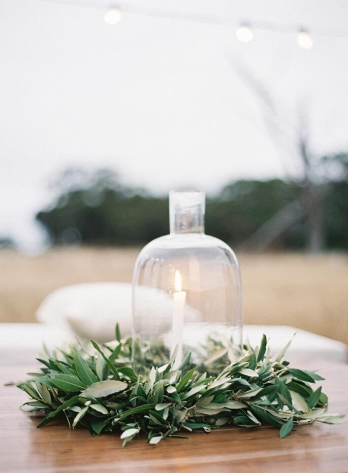 Centros de mesa boda