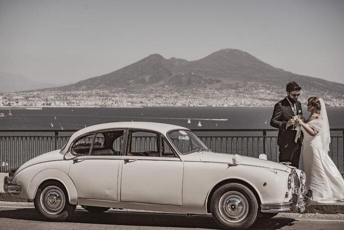 Marco Fardello Fotografo - sposi vista mare