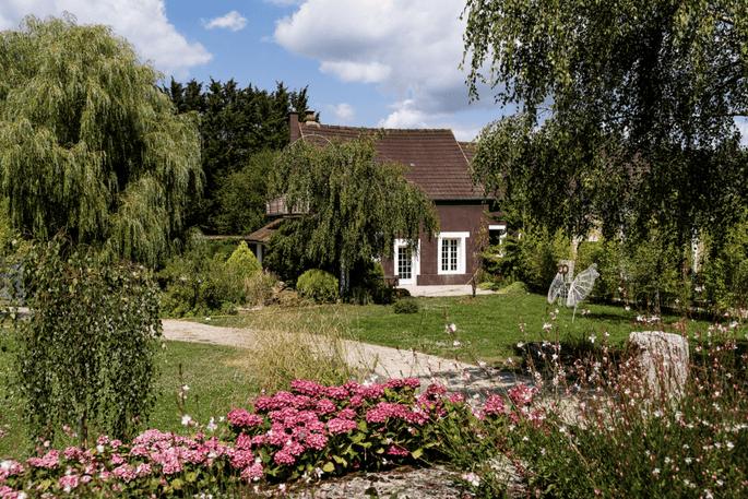 Domaine des Bergeries - lieu de réception pour votre mariage - Yvelines