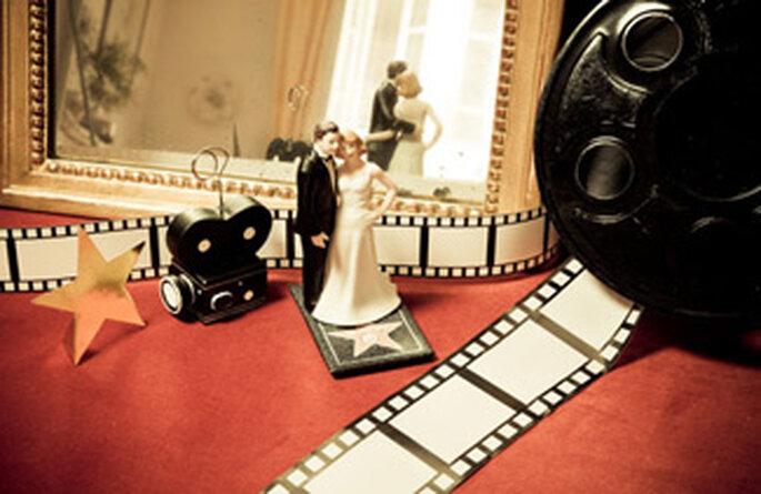 Thème de mariage cinéma