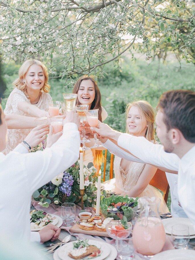 celebracion de tornaboda o tornafiesta