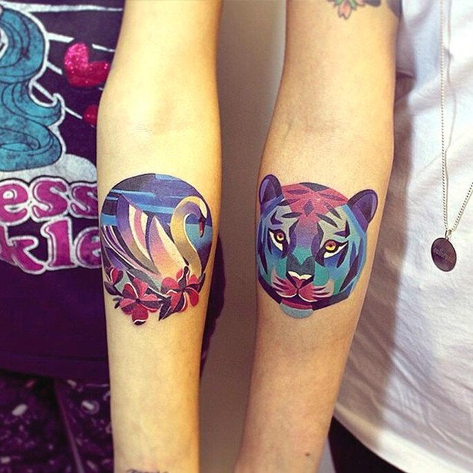 z tattoo animal2