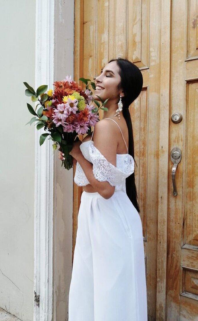 Violeta Olarte Vestidos de novia Bogotá