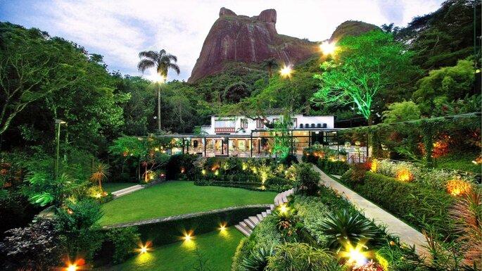 Casa das Canoas - 10 espaços para casamento no Rio de Janeiro