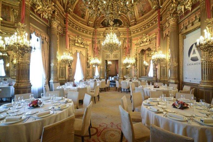 Los 10 mejores lugares de lujo para bodas de madrid - Sitios para bodas en madrid ...