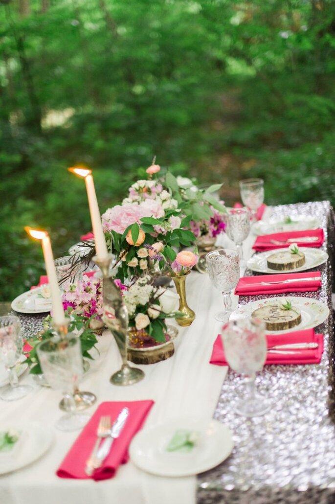 10 tips efectivos para elegir la gama de colores de tu boda - Kelly Sweet Photography