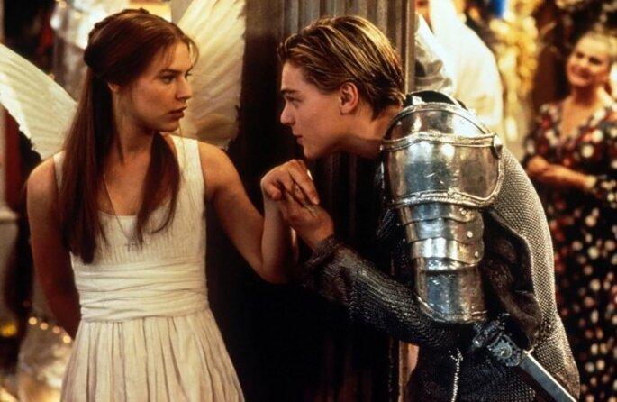 8 parejas del cine que se robaron nuestro corazón - Romeo y Julieta
