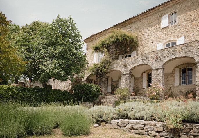 Domaine du Rey - Lieu de réception mariage - Gard