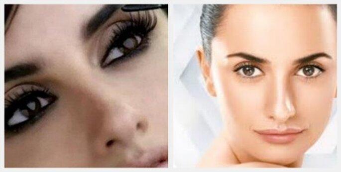 Inspirate en las famosas para tu make up - Foto Loreal