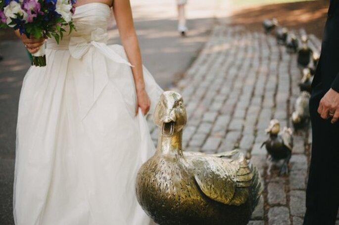 Sencillas tendencias en decoración de boda 2013. Fotografía Alexandra Roberts