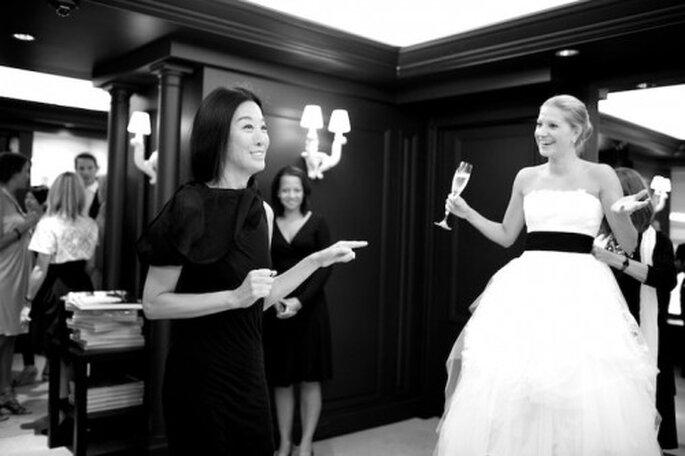 Consejos de Vera Wang para elegir el mejor vestido de novia - Foto Vera Wang Facebook