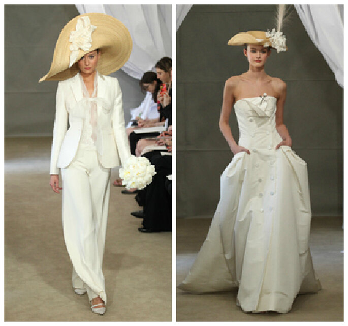 kapelusze na ślub
