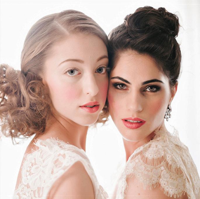 8 claves para lucir más joven con tu maquillaje de novia - Foto Michelle Gardella