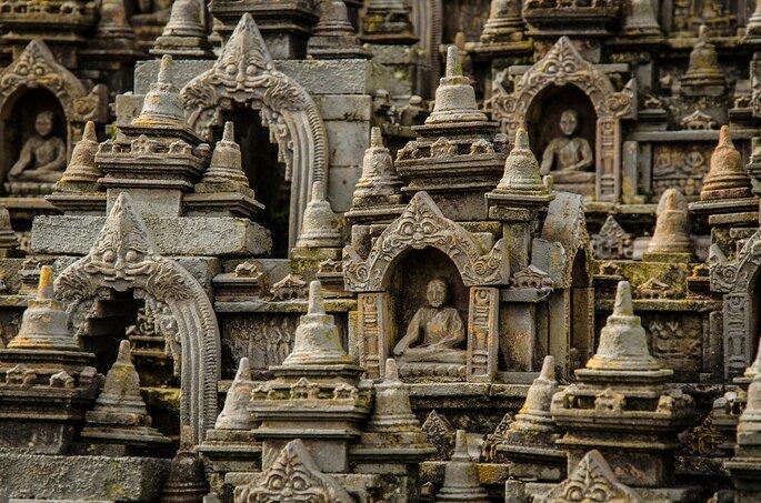 Photo : Borobudur - Pixabay