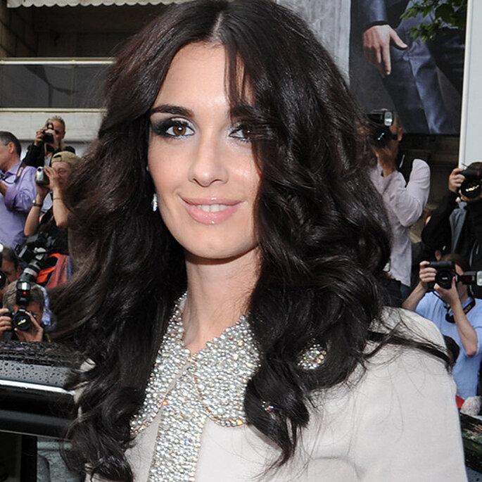 Paz Vega, en la 64 edición del festival de Cannes. Foto: Getty/ Image.net