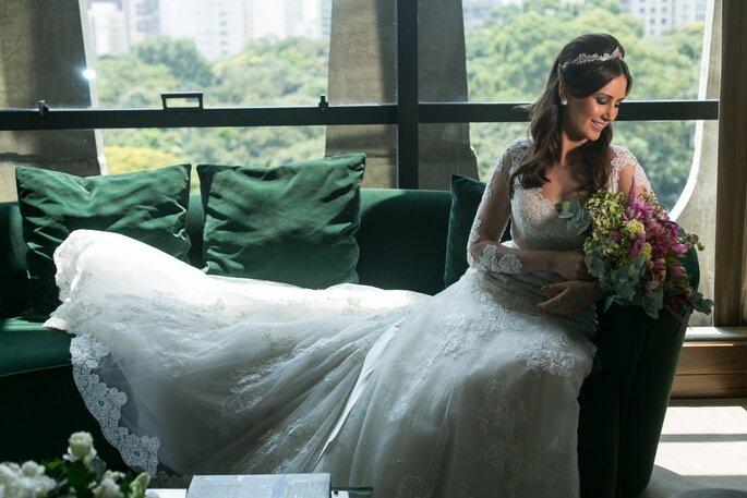 O dia da noiva é especialmente necessário para você