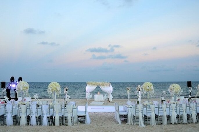 Planning a destination wedding in Mexico